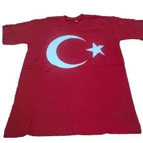 renkli tişört baskı